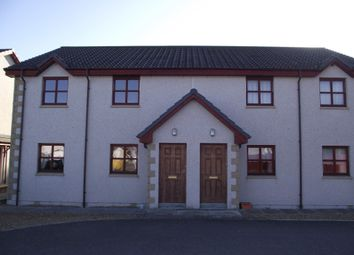 Thumbnail 2 bed flat to rent in Knockomie Rise, Forres, Moray