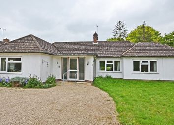 Thumbnail 3 bed detached bungalow for sale in Berry Lane, Blewbury, Didcot