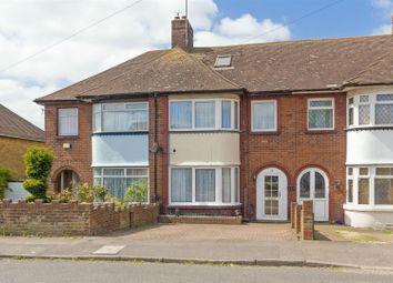 Thumbnail 3 bedroom terraced house for sale in Beechwood Avenue, Milton Regis, Sittingbourne
