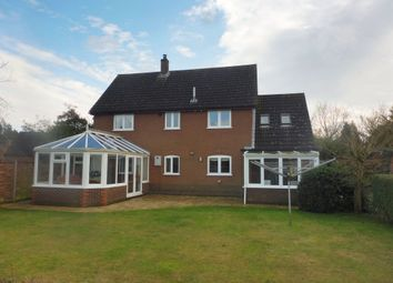 Thumbnail 5 bed detached house for sale in Station Road, Yaxham, Dereham
