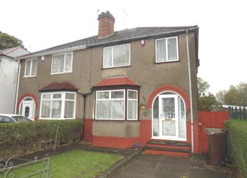 Thumbnail 3 bed semi-detached house for sale in Dunstall Avenue, Dunstall, Wolverhampton