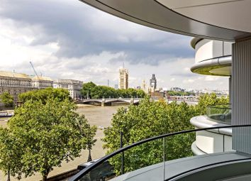 Thumbnail 2 bedroom flat to rent in The Corniche, Tower Two, 24 Albert Embankment, London