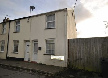 Thumbnail 2 bedroom terraced house for sale in Western Terrace, Barnstaple