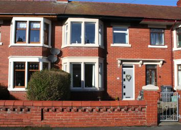 Thumbnail 3 bed terraced house for sale in Oxford Road, Fleetwood