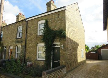 Thumbnail 2 bed cottage for sale in Norfolk Road, Buntingford