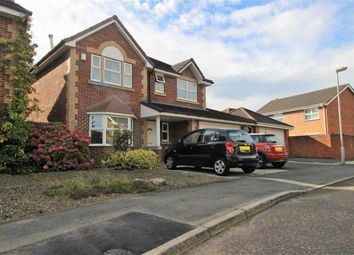 Thumbnail 4 bedroom detached house for sale in Church Walk, Ribbleton, Preston