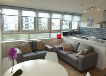 Thumbnail 4 bed flat to rent in Francis Chichester Way, Battersea