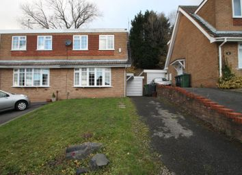 Thumbnail 2 bed semi-detached house to rent in Hardwick Drive, Halesowen, West Midlands