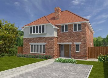 Thumbnail 5 bed detached house for sale in Hammonds End View, Fairway Close, Harpenden, Hertfordshire