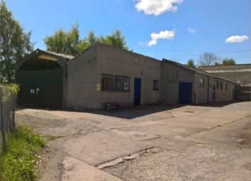 Thumbnail Commercial property for sale in Lot 2, Spylaw Road, Kelso, Scottish Borders