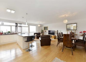 Thumbnail 3 bed flat for sale in Sheringham, London
