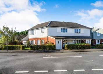 Thumbnail 2 bed flat for sale in Lynn Crescent, Fareham