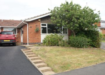 Thumbnail 3 bed detached bungalow for sale in Valley Road, Loughborough