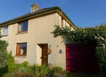 Thumbnail 3 bed semi-detached house for sale in Dolystwyth, Aberystwyth, Ceredigion