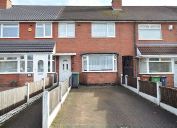 Thumbnail 3 bed terraced house for sale in Beacon Road, Pheasey, Great Barr