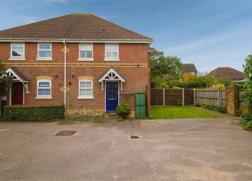 Thumbnail 1 bed end terrace house for sale in Derwent Road, Highwoods, Colchester, Essex