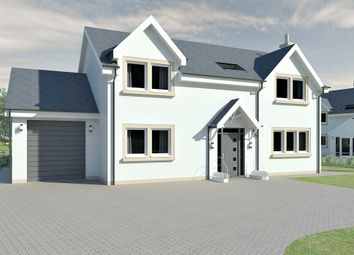 Thumbnail 4 bedroom detached house for sale in Loanfoot Paddock, Thankerton