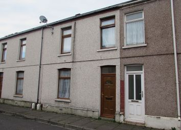 Thumbnail 3 bed terraced house to rent in Blodwen Street, Aberavon, Port Talbot.