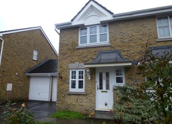 Thumbnail 2 bedroom end terrace house to rent in Woldham Road, Bromley