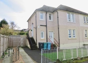 Thumbnail 1 bed flat for sale in Mitchell Street, Airdrie