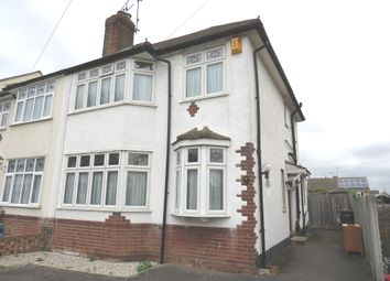 Thumbnail 4 bedroom semi-detached house for sale in Longfield Road, Chelmsford