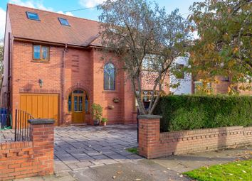 Thumbnail 5 bed detached house for sale in Shelley Drive, Orrell, Wigan