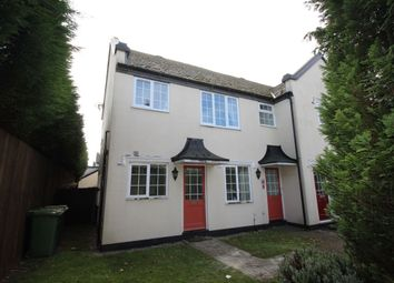 Thumbnail 1 bed flat to rent in Anglesey Street, Hednesford, Cannock