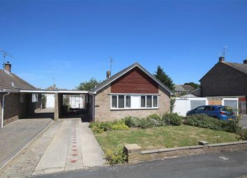 Thumbnail 3 bed detached bungalow for sale in Fraser Close, Swindon, Wiltshire