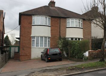 Thumbnail 3 bed semi-detached house for sale in Rutland Avenue, High Wycombe