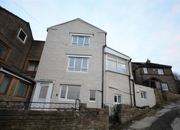 Thumbnail 1 bed terraced house for sale in 2 Mount Pleasant, Ripponden