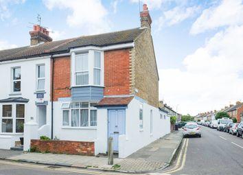 Thumbnail 4 bedroom end terrace house for sale in Regent Street, Whitstable, Kent