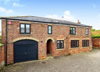 Thumbnail 4 bed detached house for sale in North Street, Nafferton, Driffield