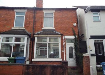 Thumbnail 2 bed end terrace house for sale in Murray Street, Mansfield, Nottinghamshire