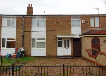 Thumbnail 3 bed terraced house to rent in Limedane, Hull