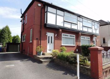 Thumbnail 2 bed semi-detached house for sale in Chestnut Avenue, Droylsden, Manchester