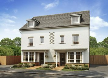 "Thumbnail 4 bed semi-detached house for sale in ""Woodbridge"" at Filter Bed Way, Sandbach"