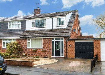 Thumbnail 3 bed semi-detached house for sale in Redsands, Aughton, Ormskirk