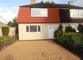 Thumbnail 3 bedroom semi-detached house for sale in 1 Queens Road, Cadbury Heath, Warmley, Bristol, South Gloucestershire