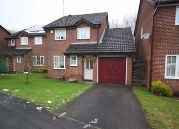 Thumbnail 3 bed detached house for sale in Friesian Close, Shaw, Swindon