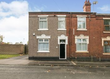 Thumbnail 3 bed end terrace house for sale in Tantany Lane, West Bromwich