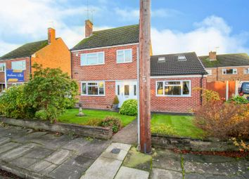 Thumbnail 3 bed detached house for sale in Quorn Close, Attenborough, Beeston, Nottingham