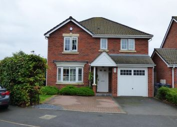Thumbnail 4 bed detached house for sale in Capilano Road, Birmingham, West Midlands