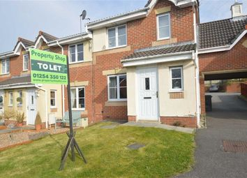 Thumbnail 4 bed town house to rent in Spring Meadows, Clayton Le Moors, Accrington