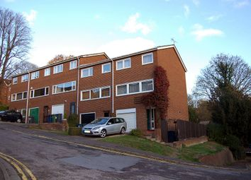 Thumbnail 4 bed terraced house for sale in Malmers Well Road, High Wycombe