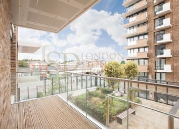 Thumbnail 1 bed flat to rent in Compton House, Royal Arsenal Riverside