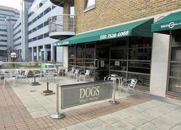 Thumbnail Restaurant/cafe to let in Canary Wharf, London