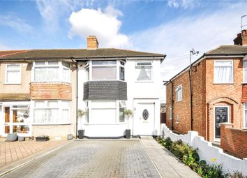 Thumbnail 3 bed end terrace house for sale in Sutton Court Road, Hillingdon, Middlesex