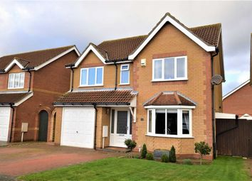 Thumbnail 4 bed property for sale in Danial Close, Skegness