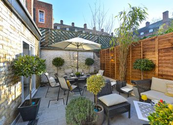 Thumbnail 2 bed flat for sale in Harwood Road, Fulham Broadway, London