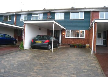 Thumbnail 3 bed terraced house for sale in Ballingham Close, Tile Hill, Coventry